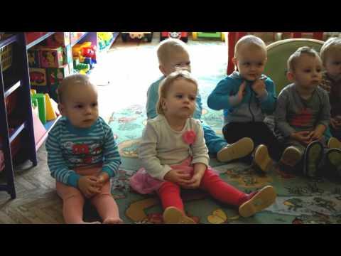 Будни младшей группы №7 МДОУ  детский сад №97
