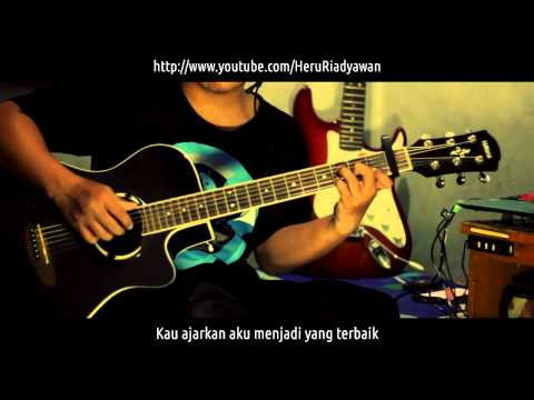 Seventeen - Ayah (Cover Gitar Amatir Riadyawan)