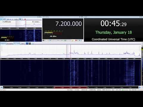 18 01 2018 Myanmar Radio in Burmese to SEAS 0044 on 7200 Yangoon