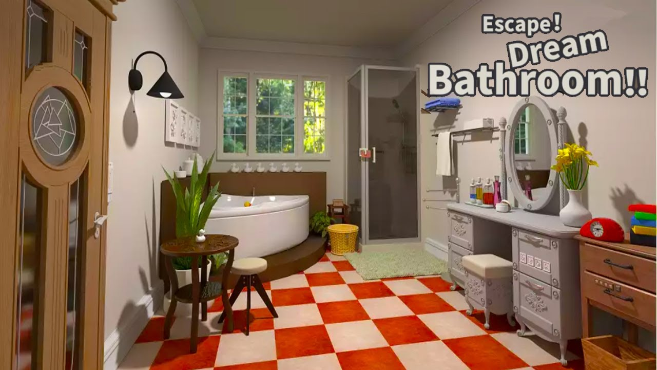 Escape The Bathroom Free Download escape dream bathroom [android/ios] gameplay ᴴᴰ - youtube