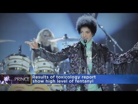 Report: Fentanyl Level In Prince Was Exceedingly High
