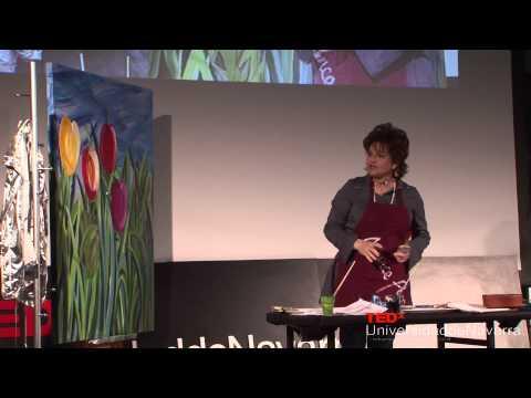 Observa la naturaleza y descúbrela: Mercé Flores at TEDxUniversidaddeNavarra