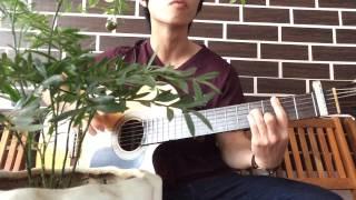Khúc dương cầm cho em - Nguyễn Vương guitar