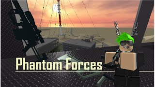Roblox Gameplay Commentary - Phantom Forces!
