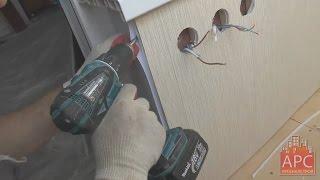 Технология обшивки балкона пластиковыми панелями от АРСеналстрой(, 2014-08-21T10:46:20.000Z)