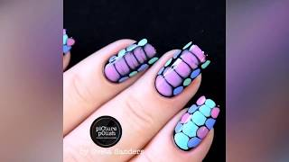 17 Super Easy Nail Art Ideas   Best Nail Art Designs Compilation