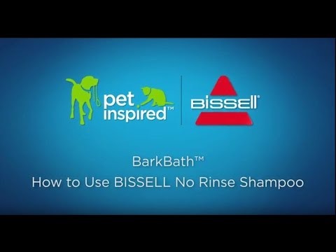 Using Shampoo in BarkBath | BISSELL