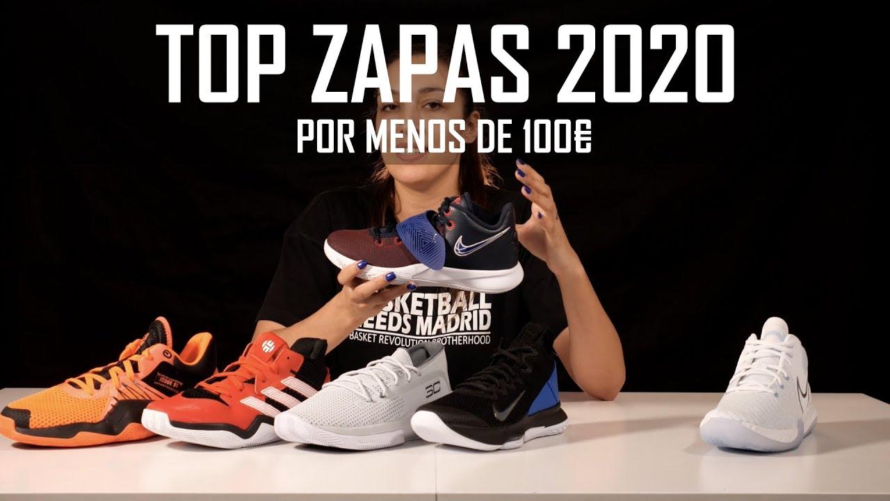 ¡TOP ZAPAS POR MENOS DE 100€!