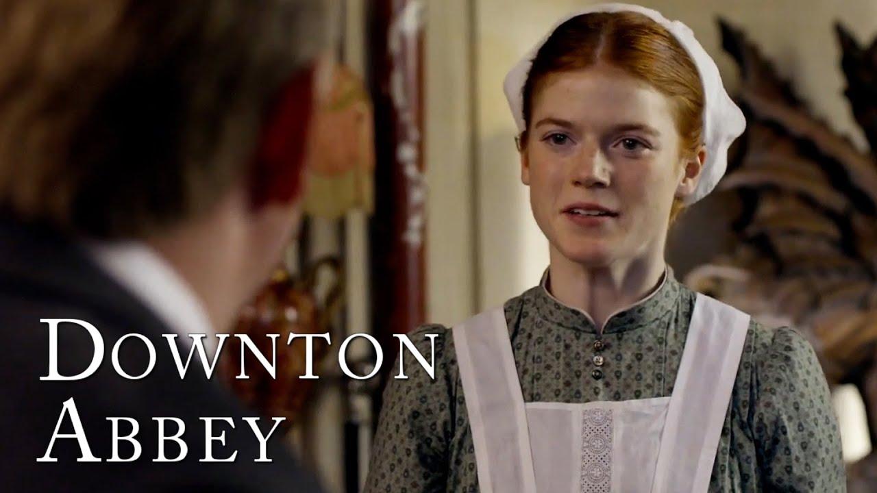 Gwen Becomes a Secretary   Downton Abbey