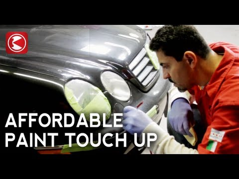 Preval vFan Airbrush In The Field: Autobody