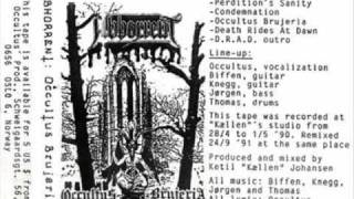 Abhorrent - Death Rides at Dawn
