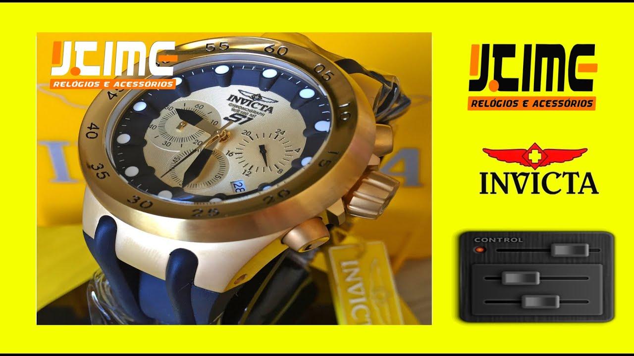 c1cb8ff0a7e Invicta 1511 Specialty S1 - Jtime Relógios by Jtime Relógios
