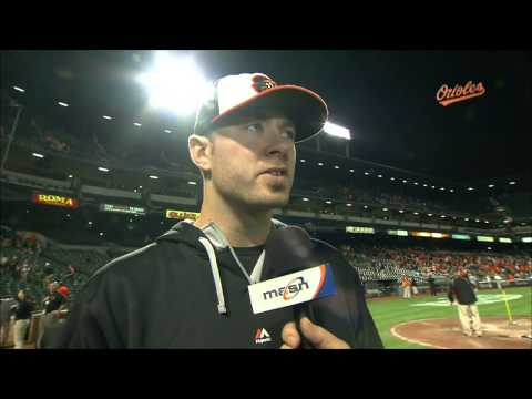Chris Tillman gets the win in Game 1 of the ALDS