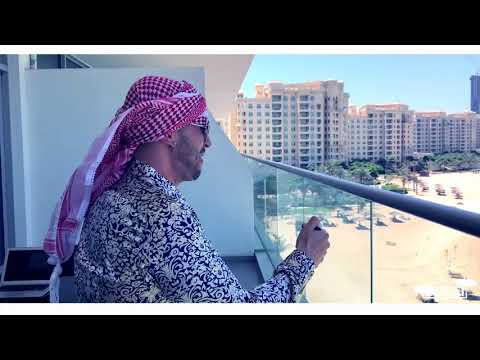 Dubai 2018 [Palms Jumeirah Beach] Prince AJ #Motivation