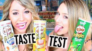 TASTE TEST | PRINGLES FOOD TRUCK FLAVORS