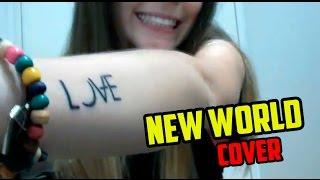 """Tom DeLonge - """"New World"""" (Acoustic cover)"""