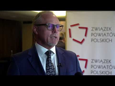 Poseł na Sejm Jacek Protas podczas XXIV Zgromadzenia Ogólnego ZPP