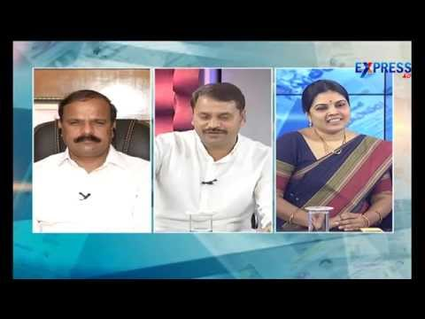 CM KCR Delhi Tour : Special Discussion   Express TV