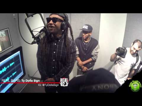 #REALBars with Ty Dolla Sign