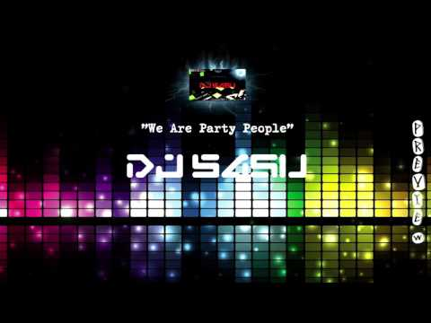 SASU - We Are Party People | Preview of Brand New Song ! |