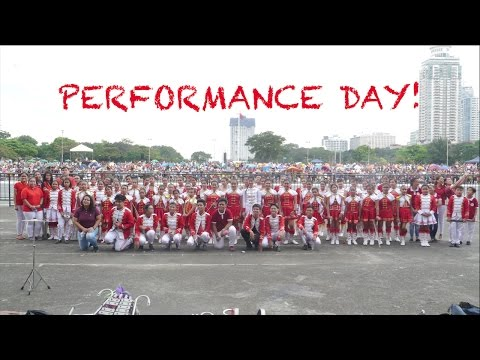 Performance Day - Feast of the Black Nazarene (with Manila City Hall Band)