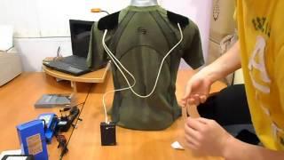 Одежда с подогревом своими руками|Гибкие нагревательные элементы-комплект(, 2016-09-01T17:16:03.000Z)