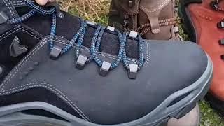 Обзор мужских ботинок ECCO EVO TERRA