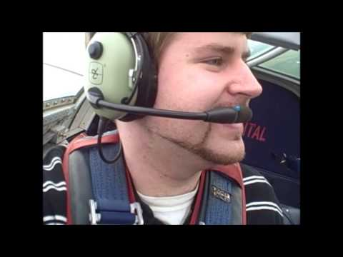 Daniel Lindenbaum: Flying in RV-kit Plane 7/26/2013