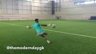 Side Volleys with David Raya