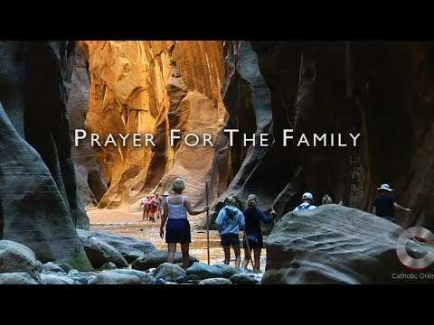 Prayer for the Family HD