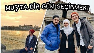 MUŞ'TA BİRGÜN GEÇİRMEK! - Gezi Vlog#23
