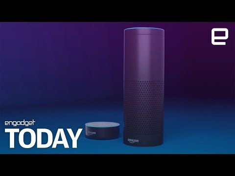 Amazon's Echo devices can act as intercoms | Engadget Today