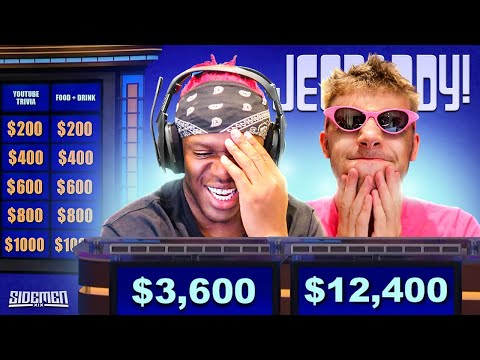 JEOPARDY: SIDEMEN EDITION from YouTube · Duration:  1 hour 3 minutes 30 seconds