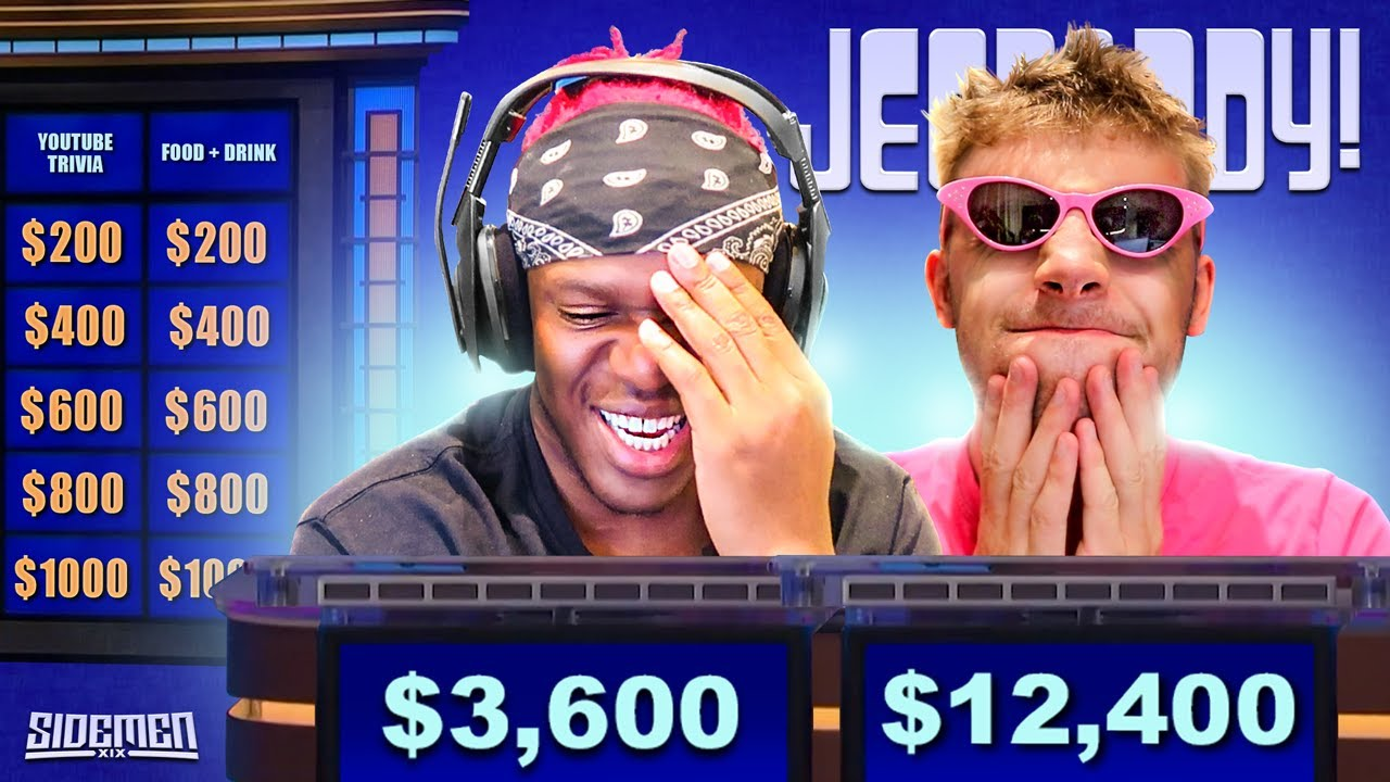 JEOPARDY: SIDEMEN EDITION