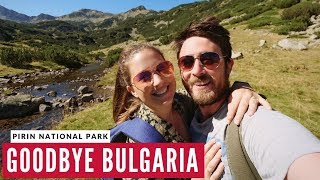 Bulgarian Food & Hiking | Travel Day To Sofia | Full Time Travel Vlog 24