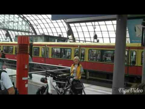 Trains Traveling Through Germany, Explore Germany