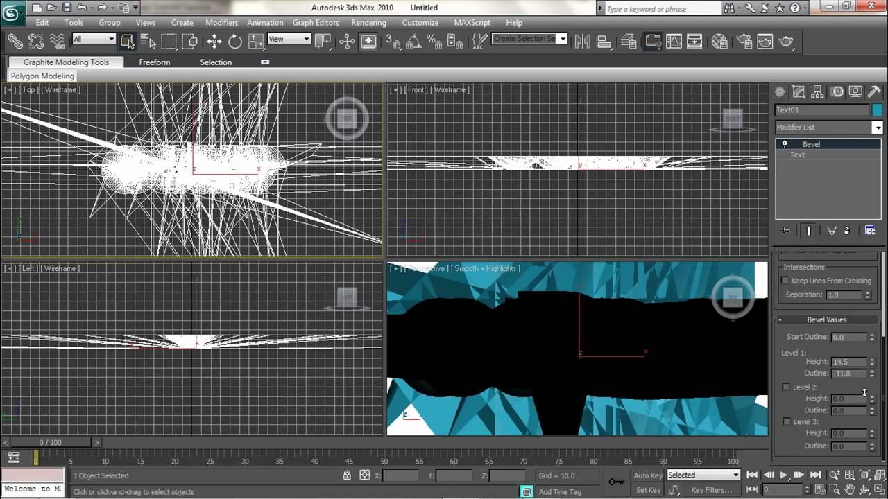 3d max 2010 tutorials pdf