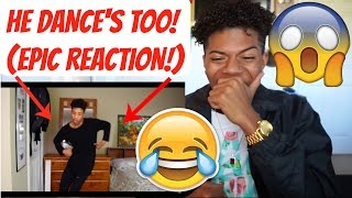 I FOUND MY TWIN ON YOUTUBE?!!(CRAZY!) || REACTION!