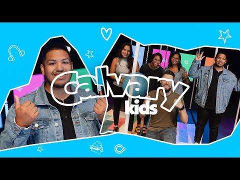 Calvary Kids Online   Jesus is a waymaker!