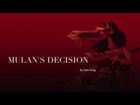Mulan's Decision (Arrangement) - by Sam Yung