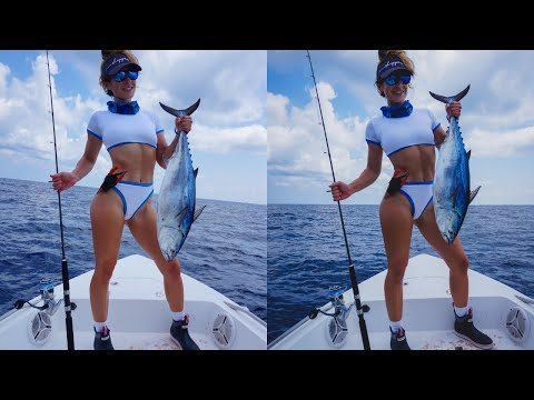 BONITO Catch+COOK??! | Part 2