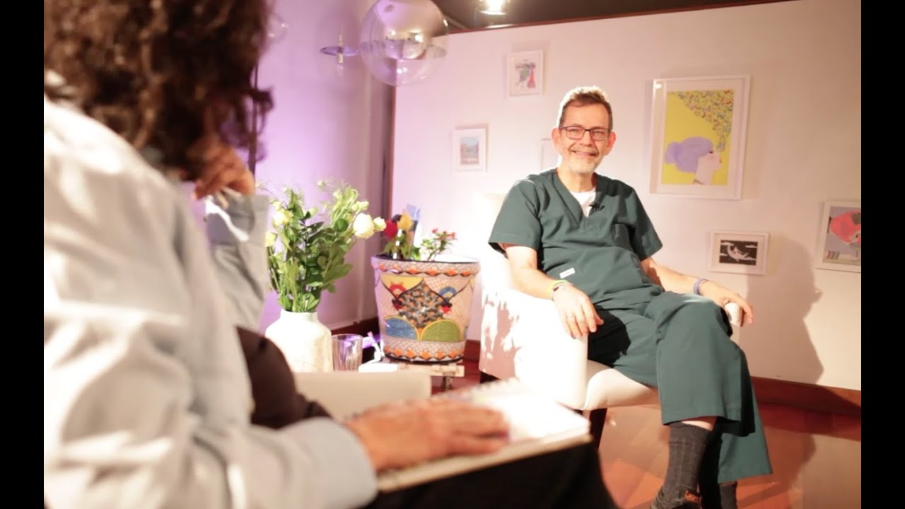 Dr. Santiago Rojas Parte 3 (Marlon Becerra Entrevista)