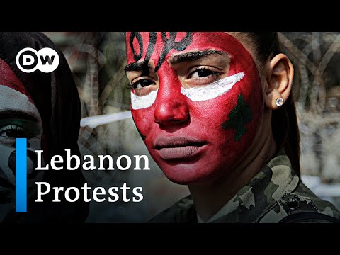 Mass protests put Lebanon's government under pressure | DW News