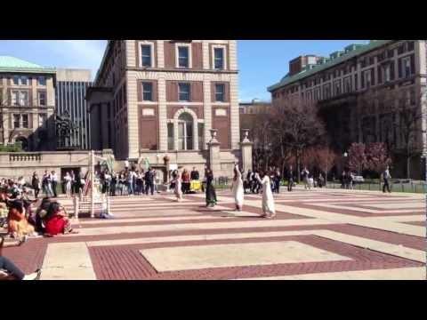 Wedding @ Columbia Campus