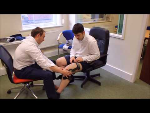 donjoy oa nano knee brace instructions