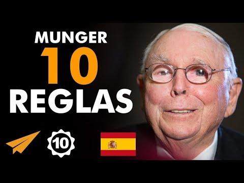 Continúa APRENDIENDO toda la VIDA   Charlie Munger en Español: 10 Reglas para el éxito