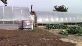 Tour of Bobby's Greenhouses