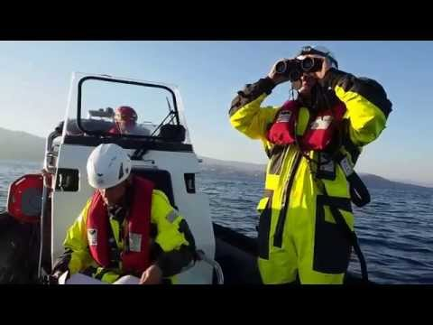 Sea-Watch Lesbos (Dispatch 1): Introduction [eng subtitles]