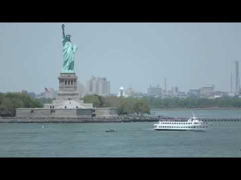 Parade of Ships for Fleet Week New York 2016