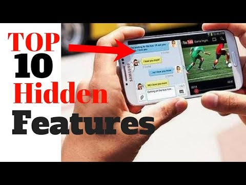 Top 10 Samsung Hidden Features | Samsung Tips And Tricks  | Android Secret settings  | Part 1